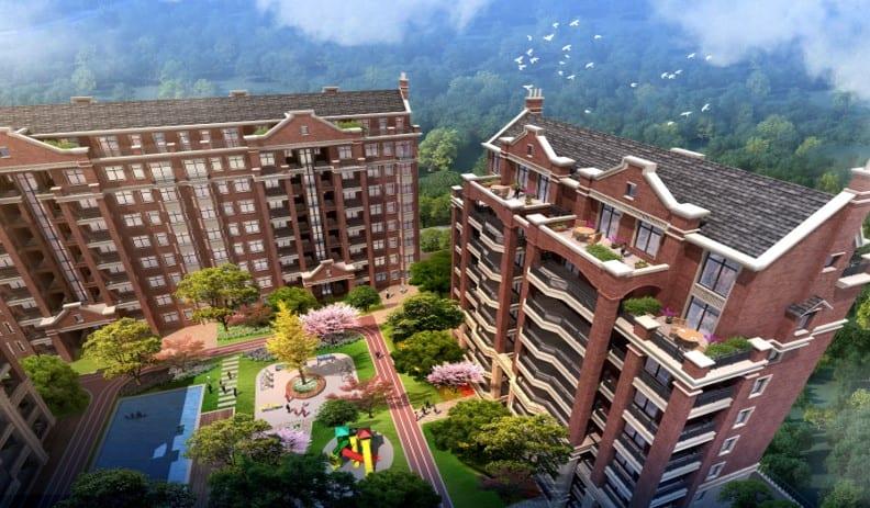 Victoria International Garden Apartments