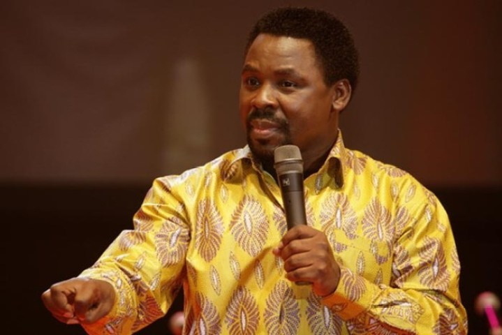 EXPOSED!!! SEE WHAT PROPHET TB JOSHUA SAID ABOUT DONALD TRUMP'S VICTORY AND DELETED IT – YOU WILL BE SHOCKED