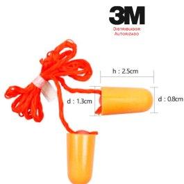 Protetor Auricular 3M 1110 – 3M Brasil – 40 Pares