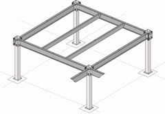 Building Products allow for multiple assembly processes