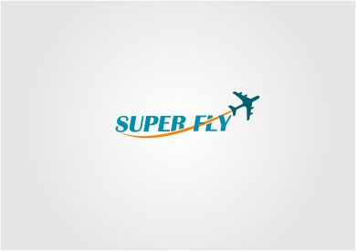 Super Fly Logo optional