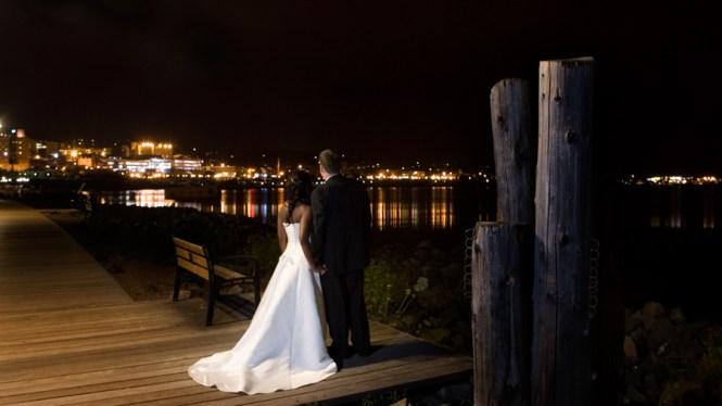 Duluth Destination Wedding At Enger Tower