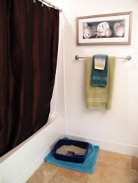 DIY Kitty Litter Box
