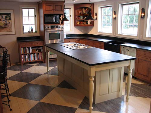 Island Tables For Kitchen