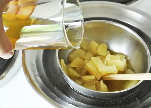 sabun herbal menambahkan bahan lain