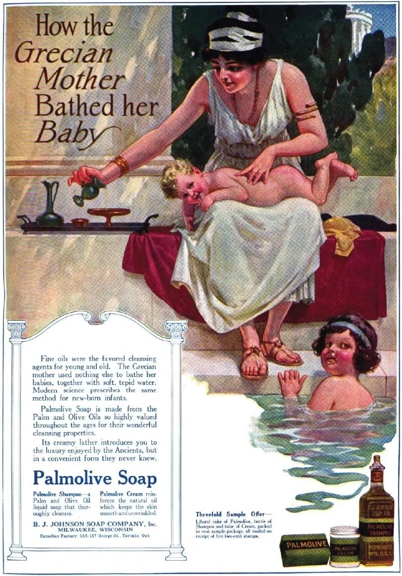sejarah sabun cair palmolive