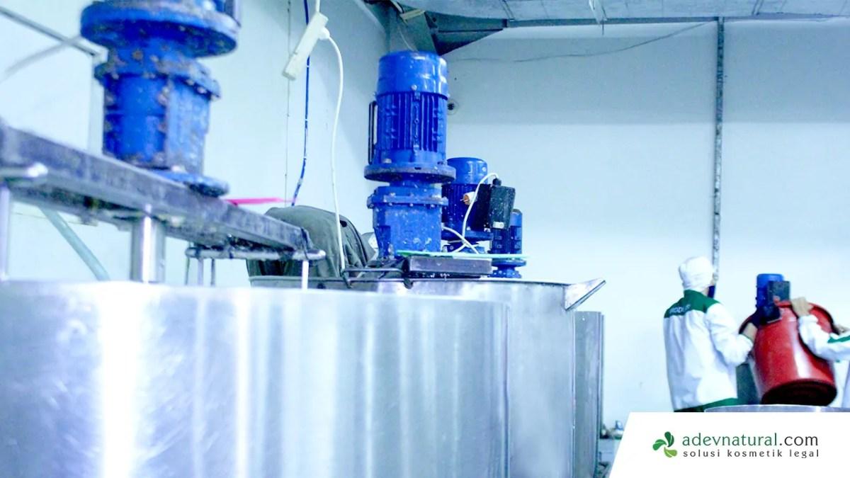 teknologi pembuatan sabun