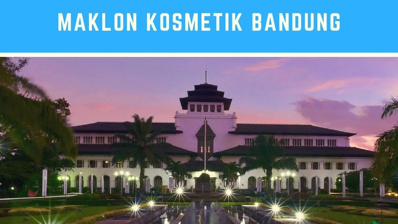 Maklon Kosmetik Bandung