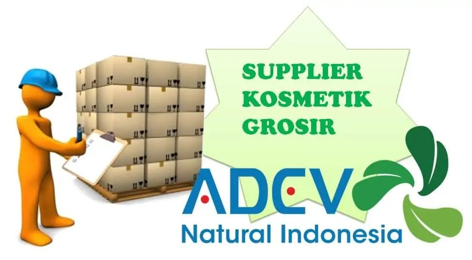 Supplier Kosmetik Grosir