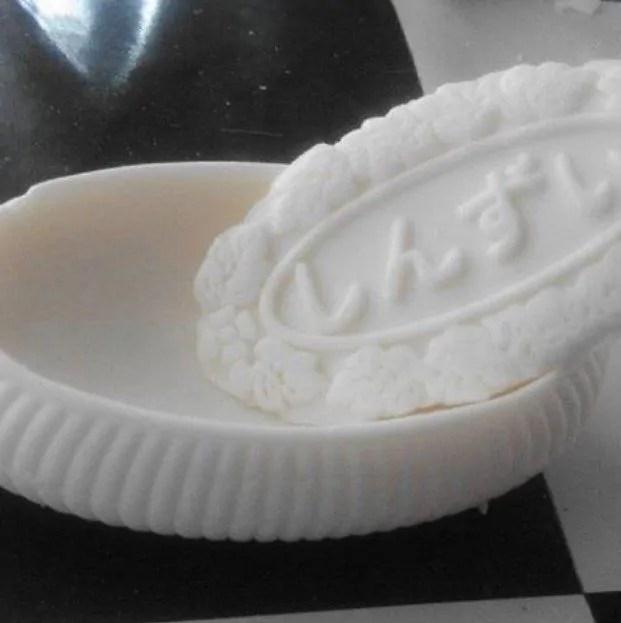 Gambar kerajinan sabun bentuk asbak