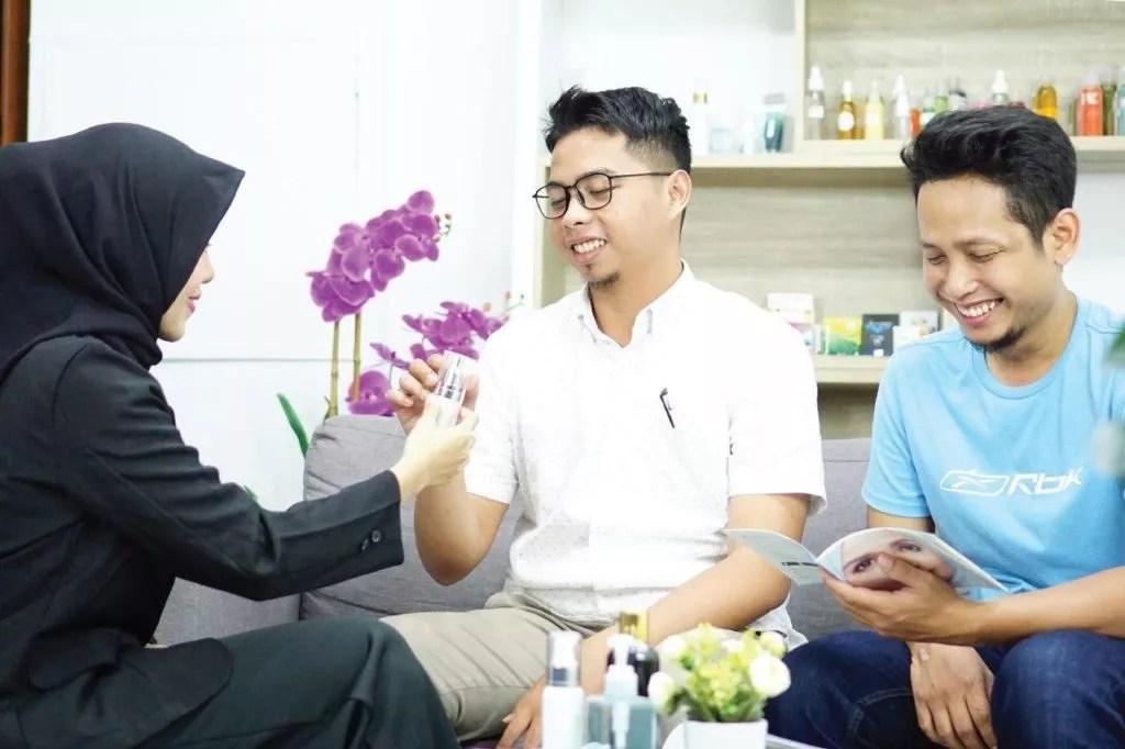 konsultasi biaya maklon kosmetik