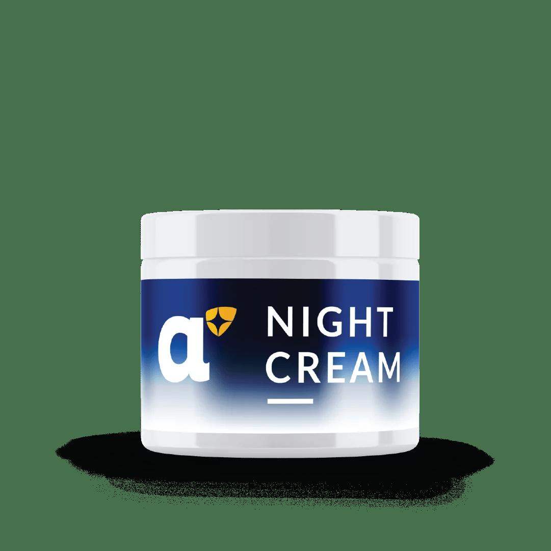 maklon skincare - night cream (krim malam)