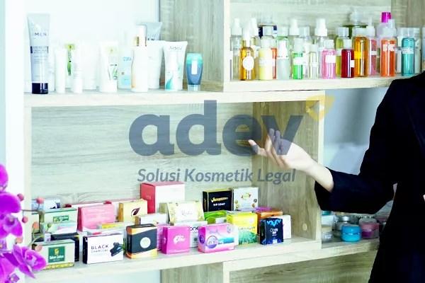 produk kosmetik adev