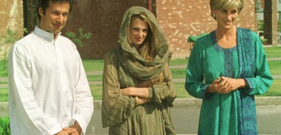 "Unknown ""sister"" of Princess Diana.  Who is the gorgeous Jemima Khan, the woman who stole Gillian Anderson's boyfriend, ex-wife of Pakistani Prime Minister?"