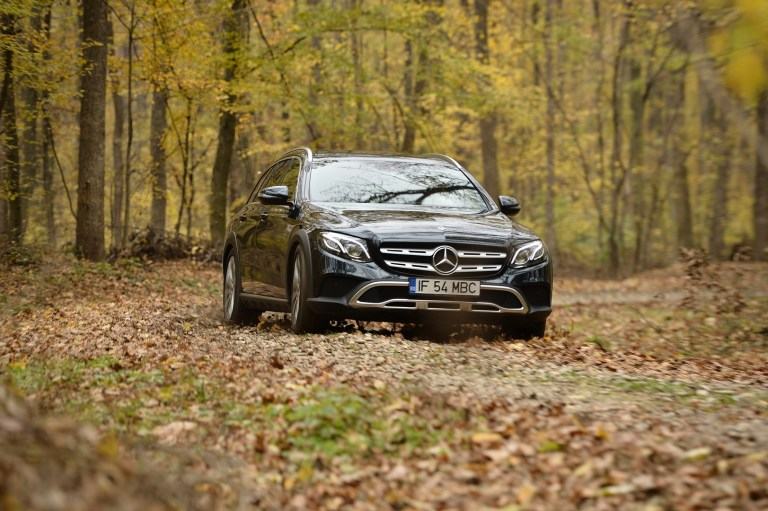 Mercedes-Benz E220d All Terrain (13)