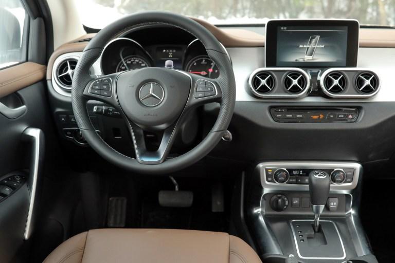 Mercedes-Benz X 245