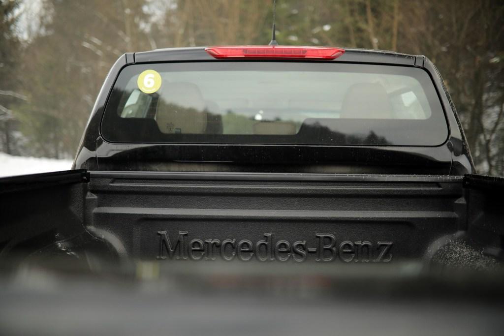 Mercedes-Benz X 251