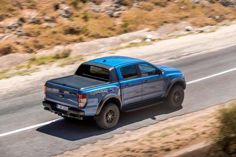 Ford Ranger Raptor (40)