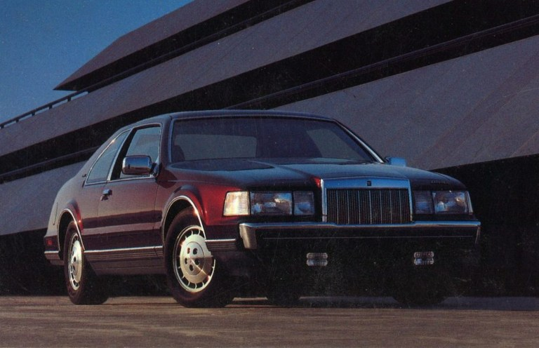 Lincoln Continental MkVII