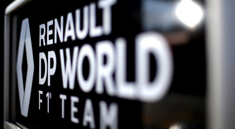 Renault DP world F1 Team