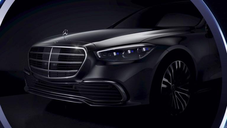 Mercedes-Benz S Class W223