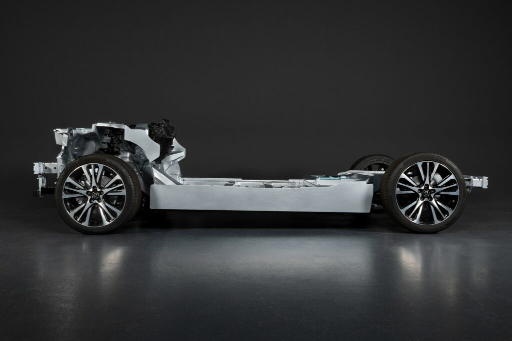Platforma CMF-EV Renault