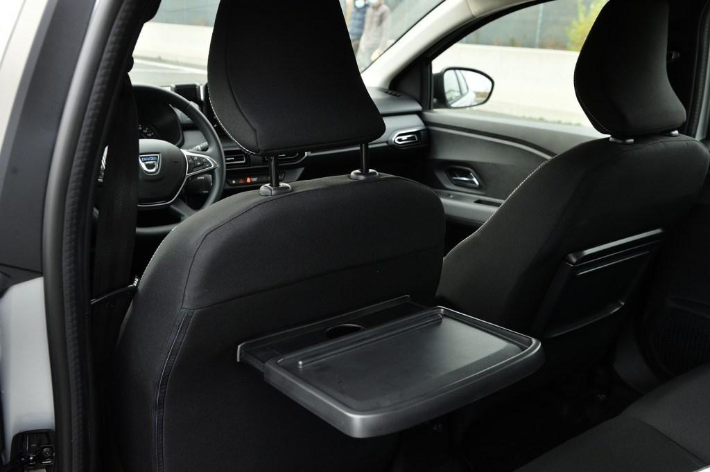 Dacia Logan Comfort TCe 90 CVT
