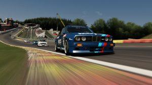 BMW Sim Racing