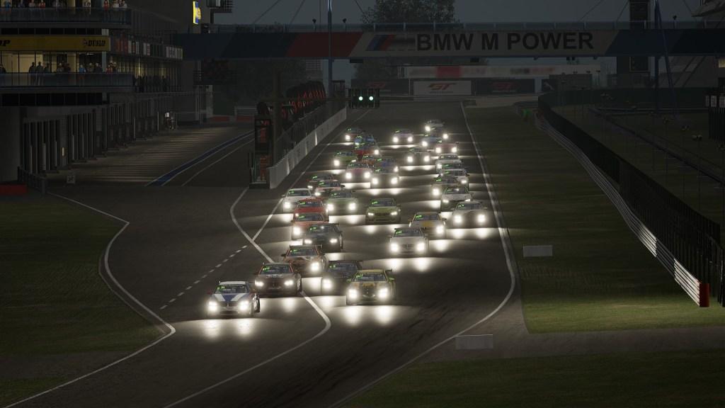 RLR BMW GT Challenge E2 Nurburgring