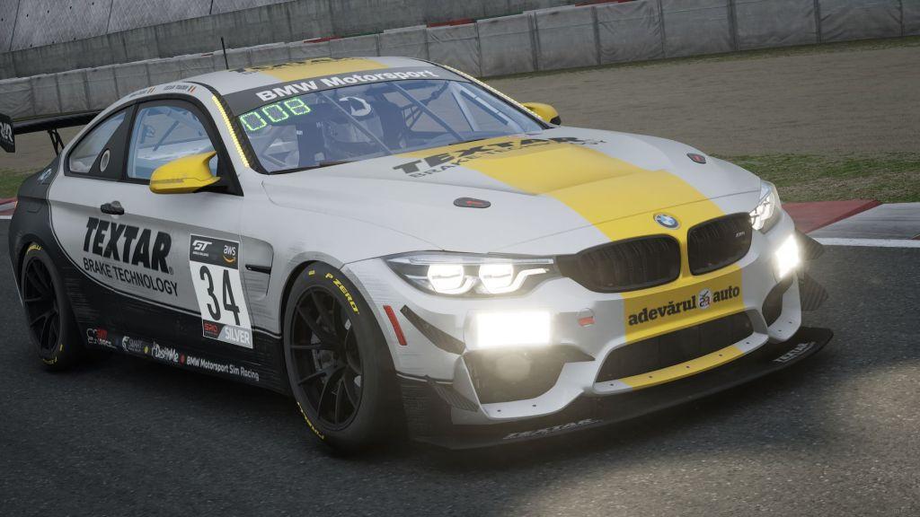 Racing League Romania BMW GT Challenge Suzuka 2h