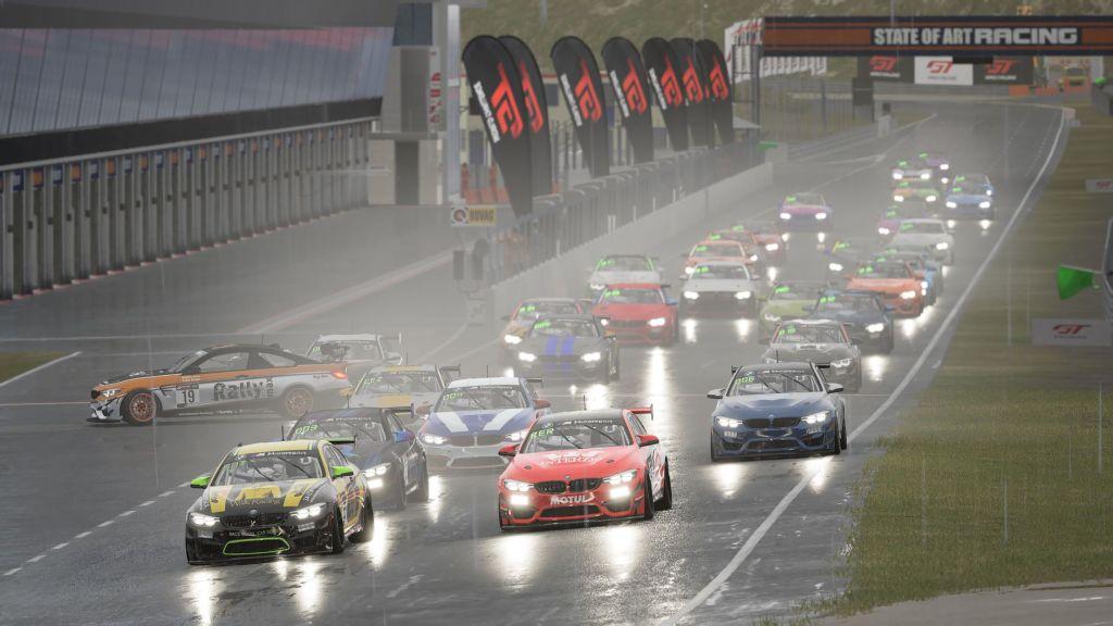 RLR BMW GT Challenge - Zandvoort