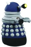 Doctor Who Dark Blue Dalek Medium Talking Plush