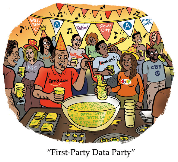 AdExchanger FirstParty Data Party  AdExchanger