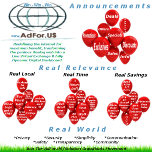 AdFor.US Difference Real World Solutions