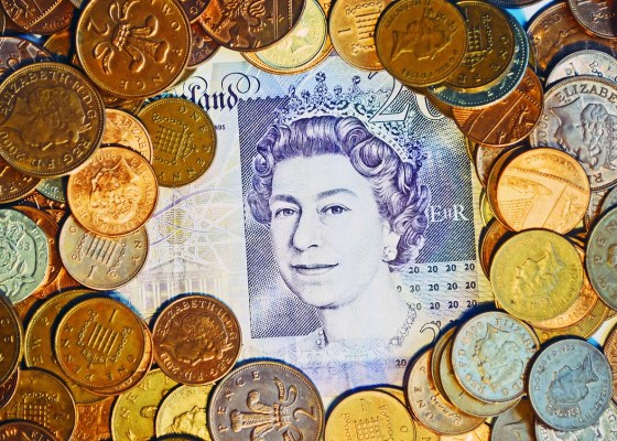 British currency pence pounds