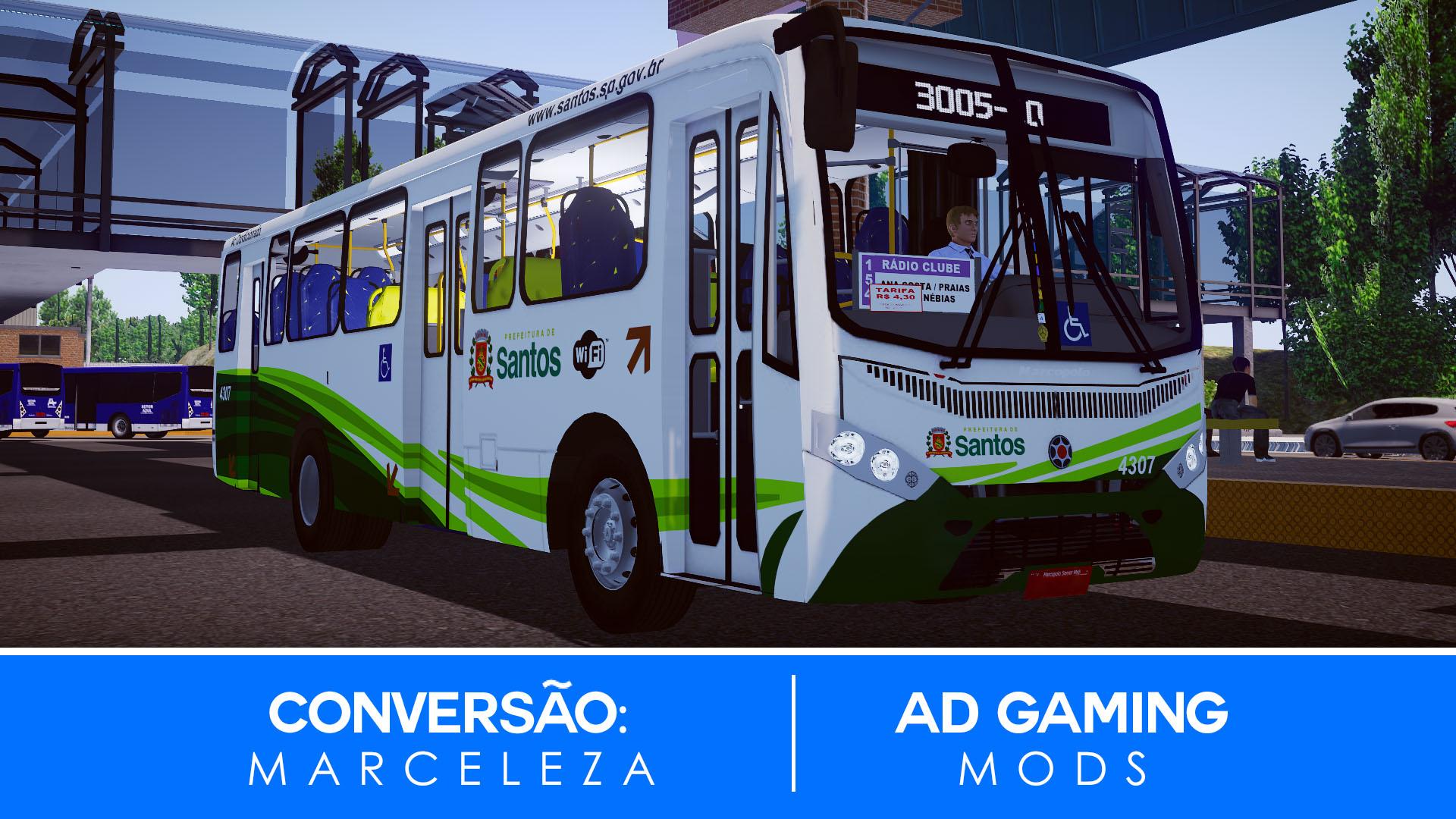 Mod do Senior Midi OF-1519 Bluetec 5 para Proton Bus Simulator