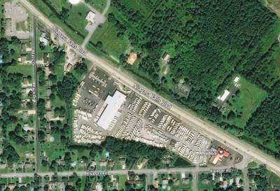 Colton RV aerial
