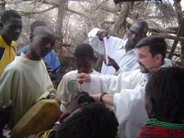 Misión en Sudán