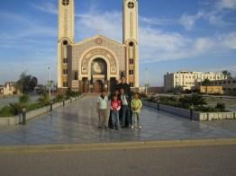 Misión en Egipto