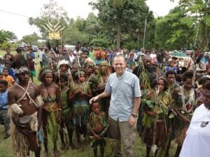 Misión en Papúa Nueva Guinea