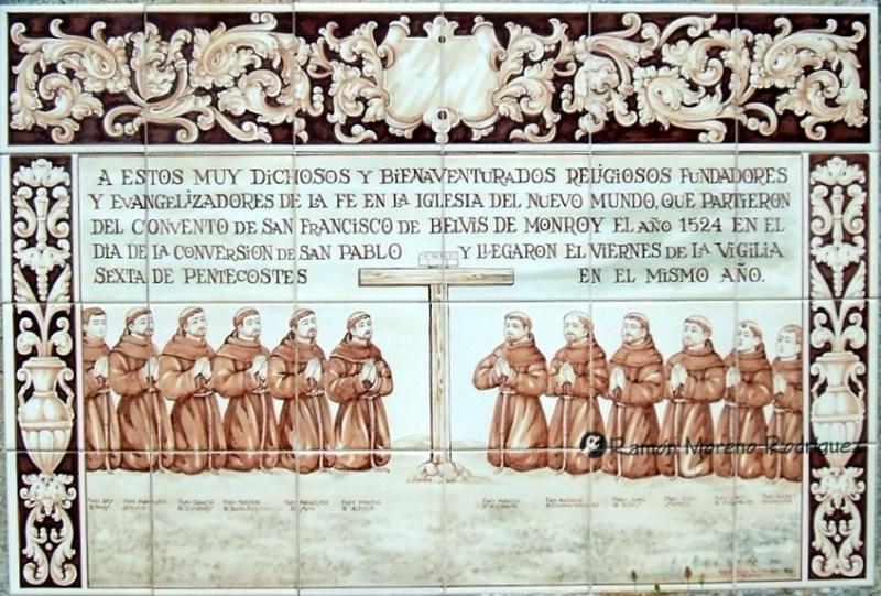 Los_doce_apóstoles_de_México