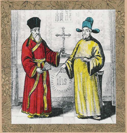 Mateo Ricci SJ, emblemático Misionero en la China