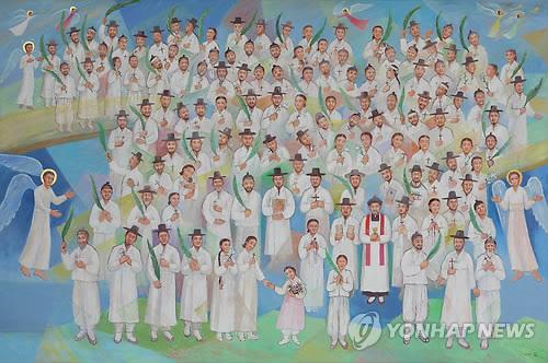 """Los Mártires Coreanos """"nos hacen preguntarnos si hay algo por lo que estaríamos dispuestos a morir"""" (S.S. Francisco)"""