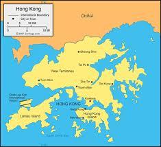 Hong Kong, Tierra de Misión