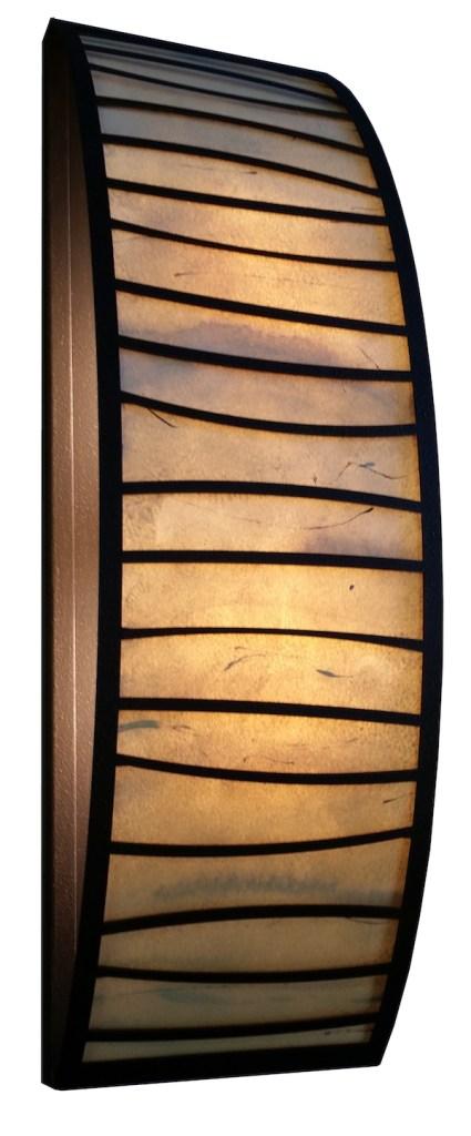 5292.4 Mb2 St W Sh Gibbs Wall Sconce – ADG Lighting