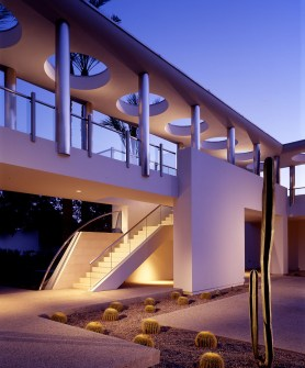 Modern Home Illuminated ADG Lighitng