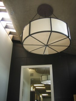 Graces Restaurant Giant Pendant Light Commercial Lighting LED Induction Light By Ceo Of