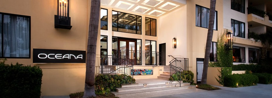 Oceana Hotel Santa Monica Light Fixtures