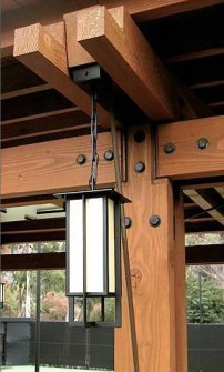 Pavilion Iron Brackets 2 By ADG Lighting