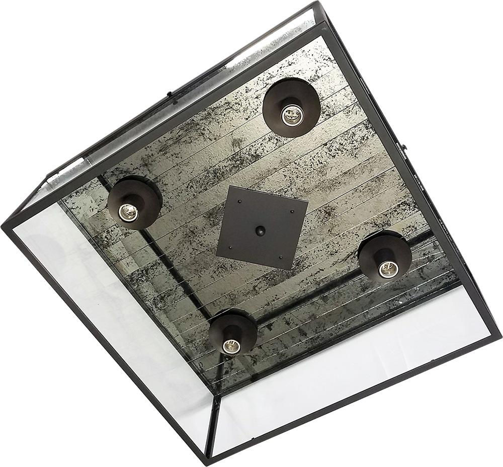 #309 Vintage Mirrored Ceiling Flush ADG Lighting